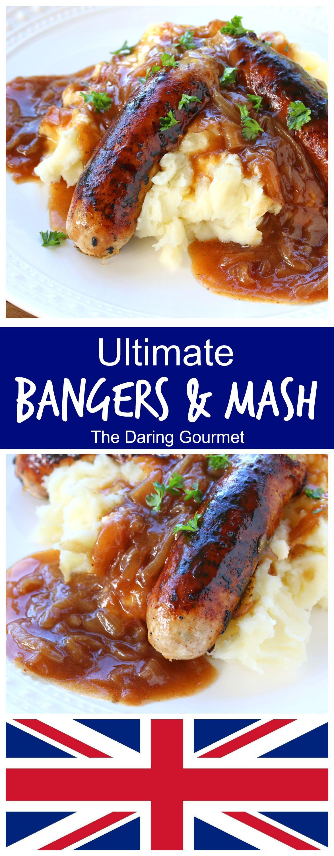 Ultimate Bangers And Mash Recipe Recipe Bangers And Mash Recipe Bangers And Mash Recipes