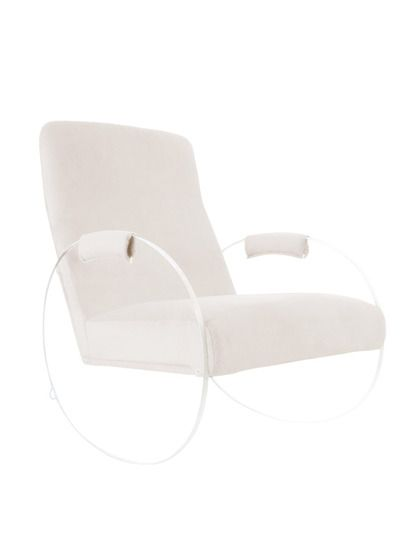 I don't even have kids and I want this....Vetro Rocker by Nurseryworks on Gilt.com