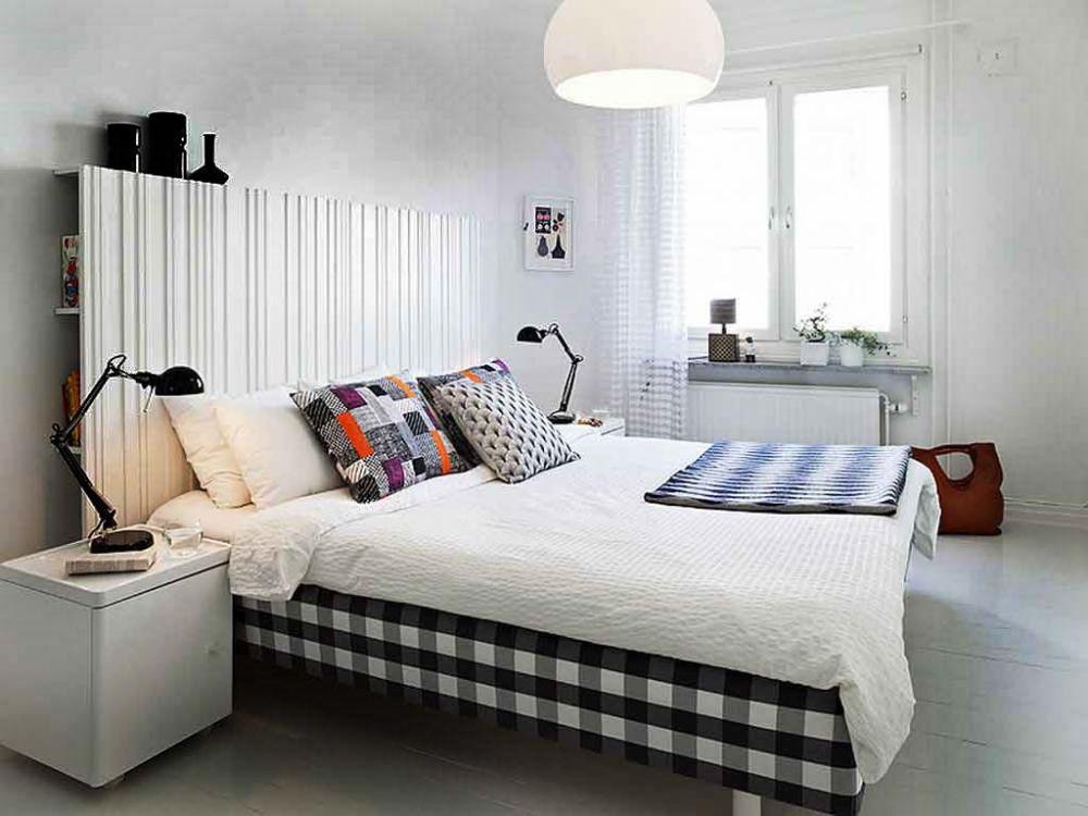 Simple Bedroom Design For Small Space Desain Interior Rumah Ide Dekorasi Rumah Dekor Kamar Tidur