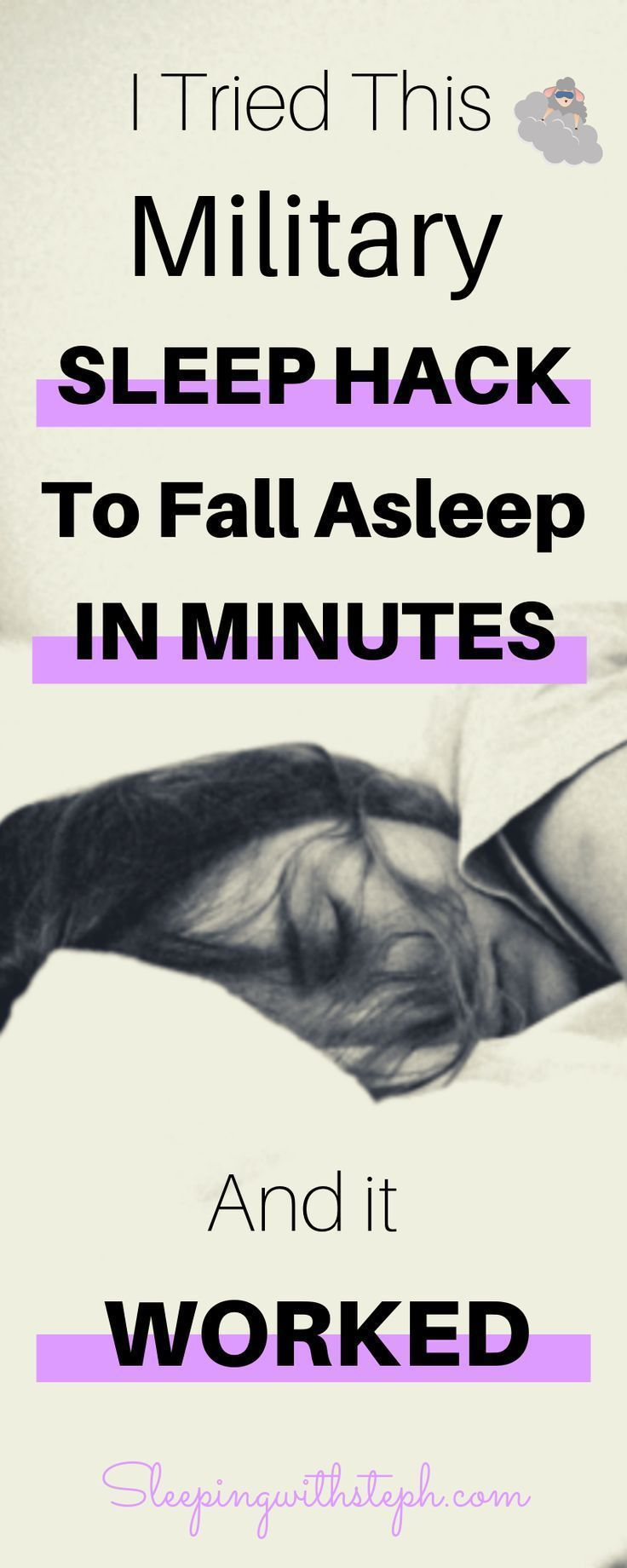 The Military Sleep Hack To Fall Asleep Almost Instantly
