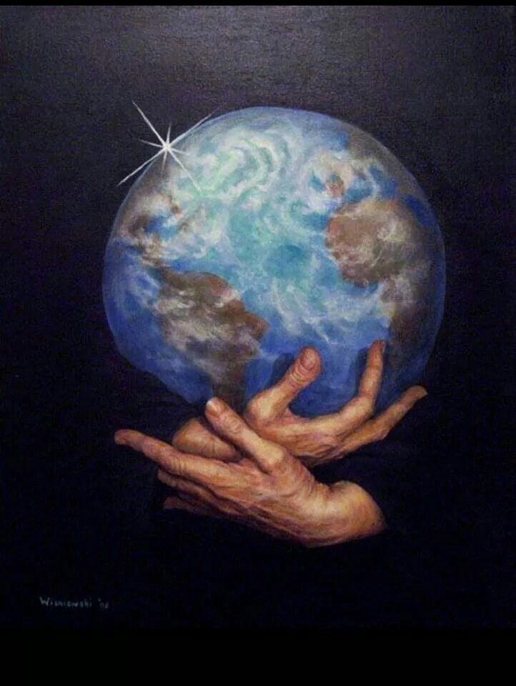 Épinglé par annick nday sur EARTH | Peinture abstraite, Peinture, Nuit