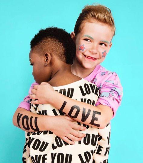Jaime King S New Gender Fluid Kids Clothing Line Breaks Stereotypes Gender Neutral Kid Gender Neutral Clothes Jaime King
