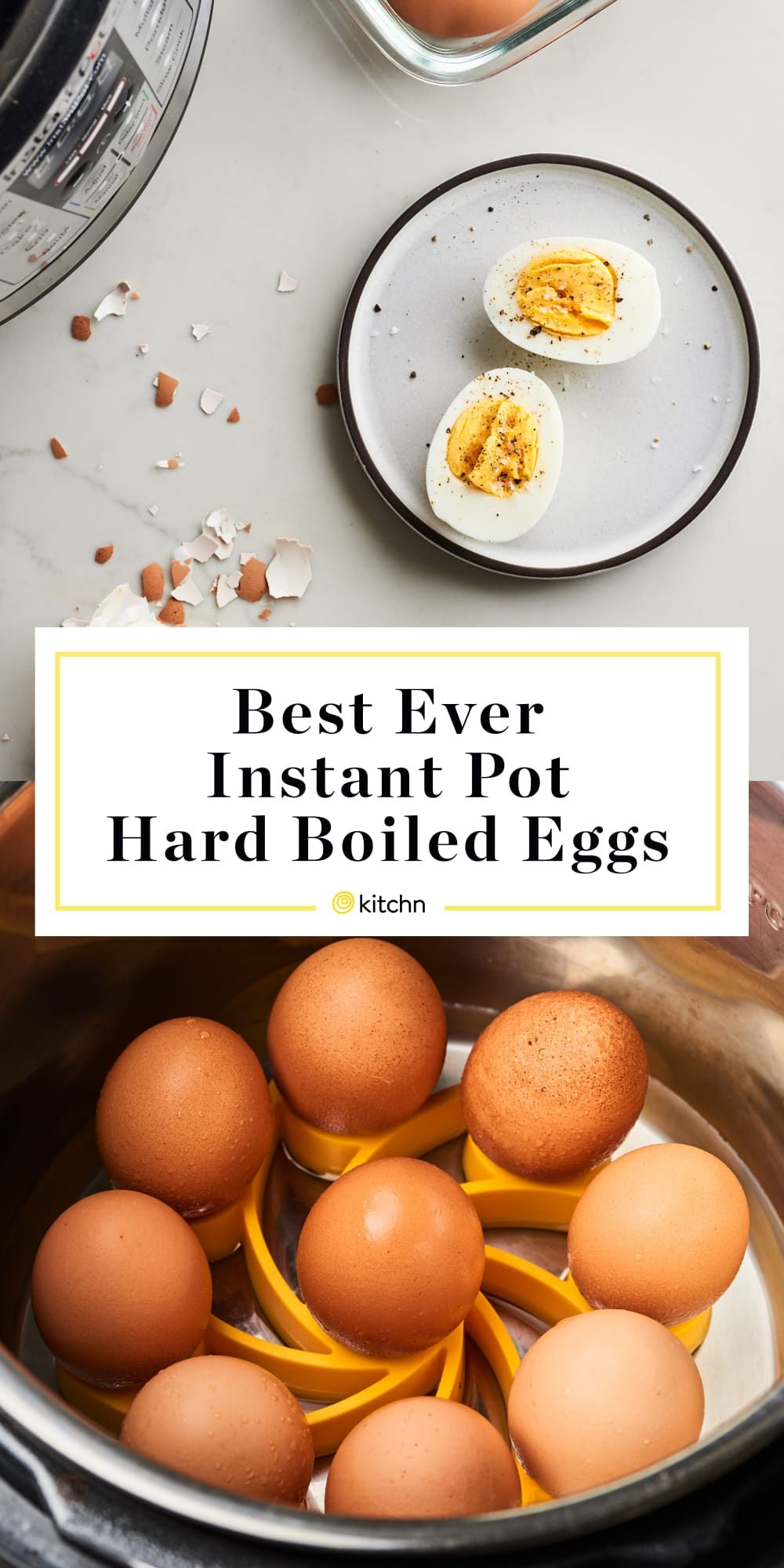 Memorize 5:5:5 For Perfect Instant Pot Eggs Every Time