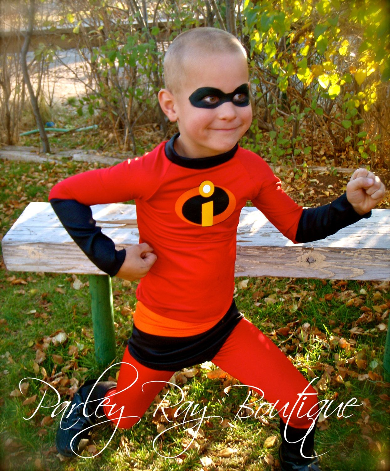 These Sanskari Women Dressed Up For Halloween Will Scare: Parley Ray's Incredibles Inspired Costume- Dash/ Mr