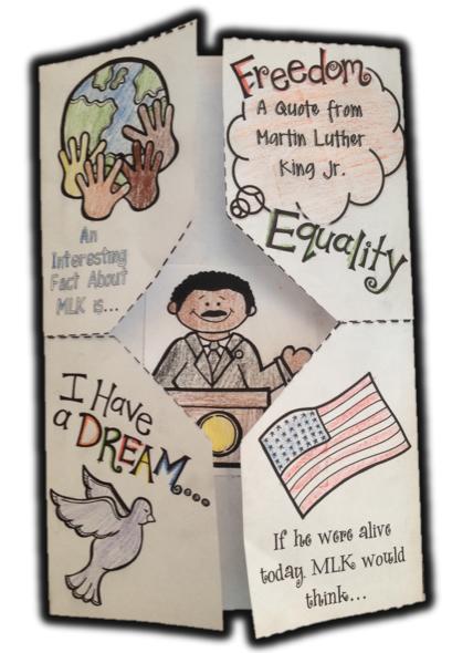 Mlk Freebies Galore Ideas For Teachers Social Studies Martin