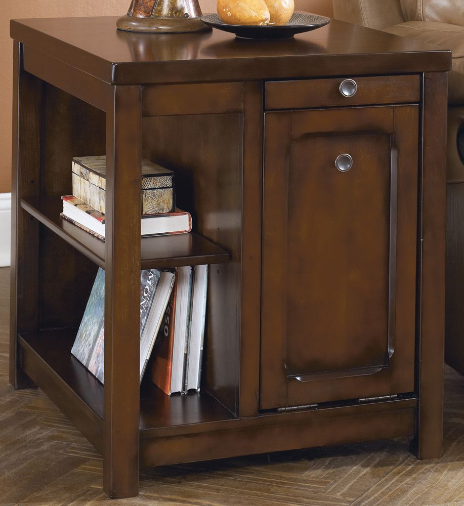 Kayden T548 3 Rectangle End Table   Tenpenny Furniture