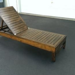 Free Woodworking Plans To Build A Potterybarn Inspired Chesapeake Single Chaise Lounge The Design Confidential