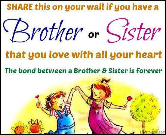 brothers or sisters love quotes quotes family cute family