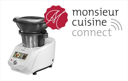 Monsieur Cuisine Robot Robot Connection Rezepte