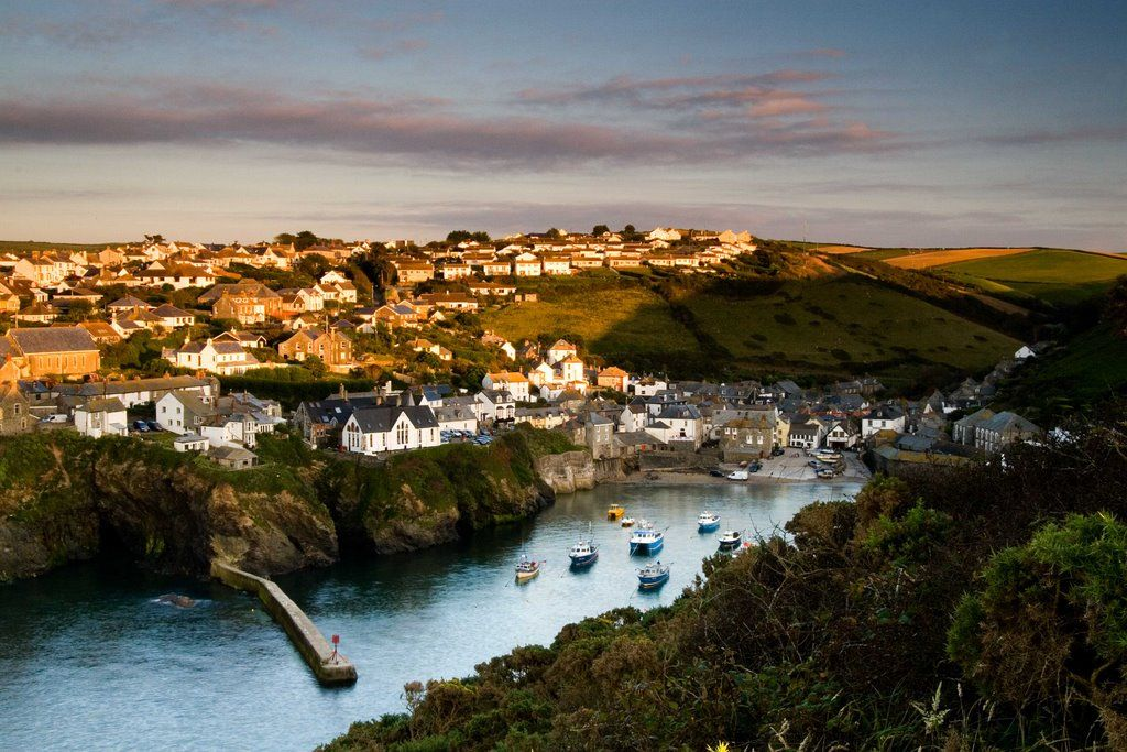 port isaac this is where doc martin is filmed what a. Black Bedroom Furniture Sets. Home Design Ideas