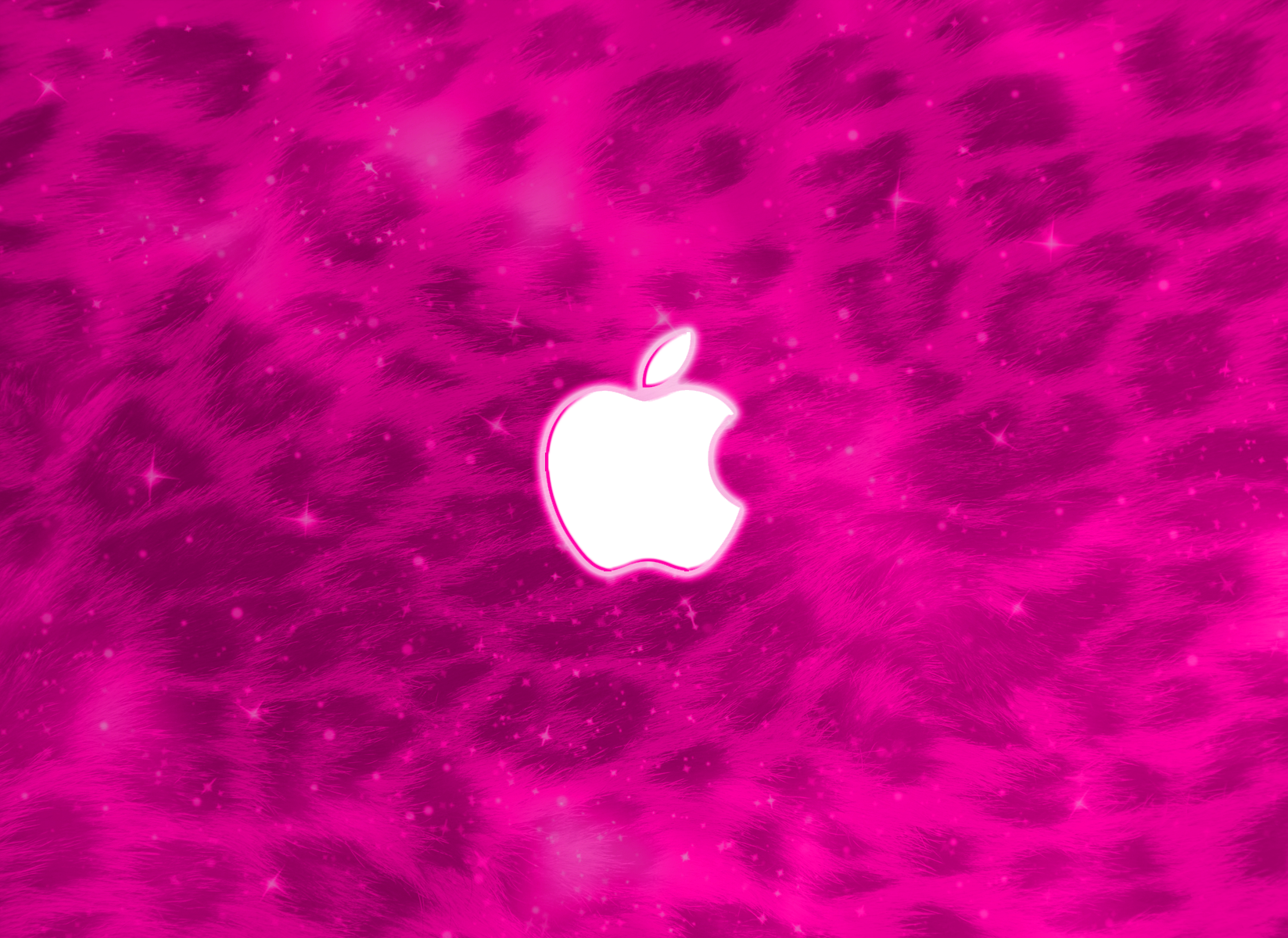 amazing apple logo wallpaper - bing images | apples in pink and red
