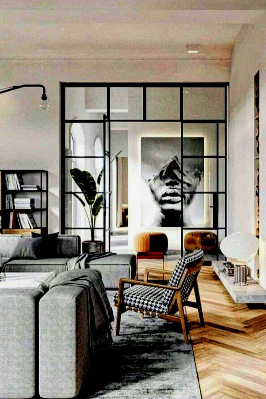 Scandinavian Interior Design Characteristics In 2020 Living Room Design Modern Apartment Interior Living Room Interior