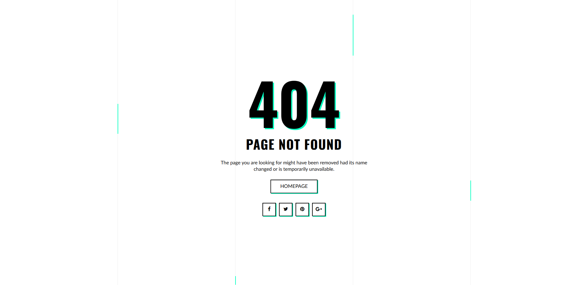 20 Best Free 404 Error Page Templates 2020 Colorlib Page Template Error Page Templates