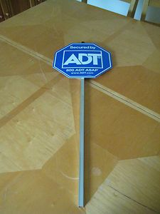 Adt Home Security Sign Window Decals Window Decals - Window decals for home security