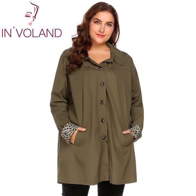 5cfb28a9722 Large Size XL-5XL Women Rain Coat Jacket Spring Autumn Plus Size Hooded  Windbreaker Lightweight Waterproof Raincoat  trench  coat  Outfit   plusssize  Rojo ...