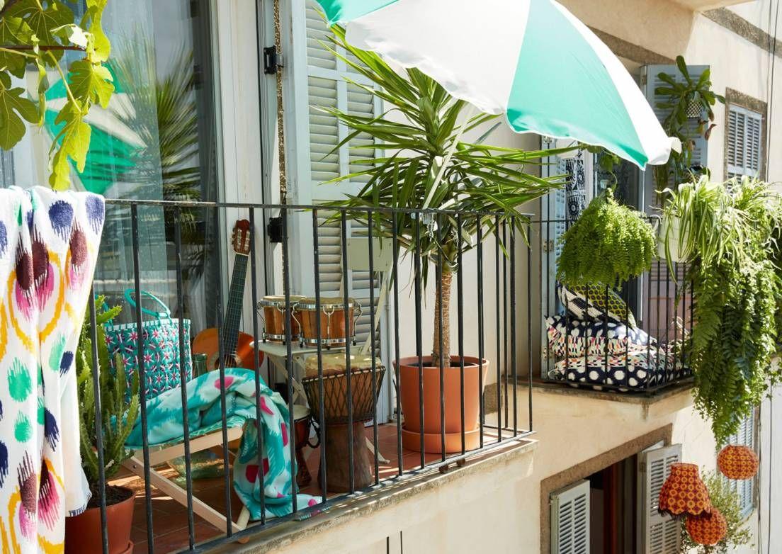 Kalusta parveke, terassa tai puutarhan oleskelualue kesäparatiisiksi! Unelmien Talo&Koti kokosi kolme inspiroivaa ja trendikästä tyyliä.