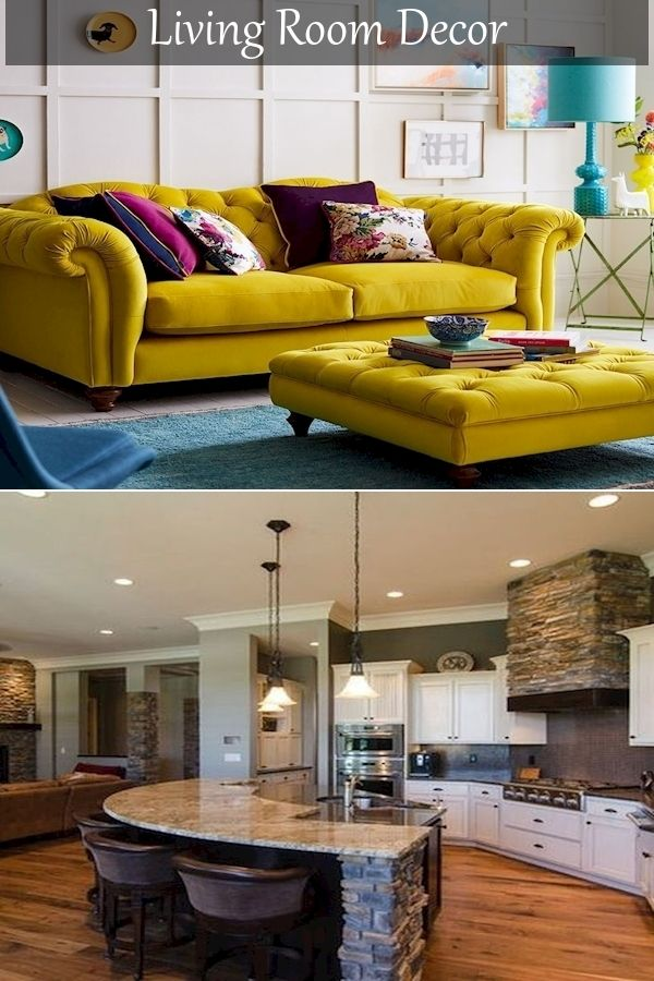 Redecorate My Living Room: How To Decorate A Living Room