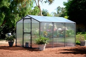 Buy A Greenhouse Kit And Build Your Own Greenhouse From