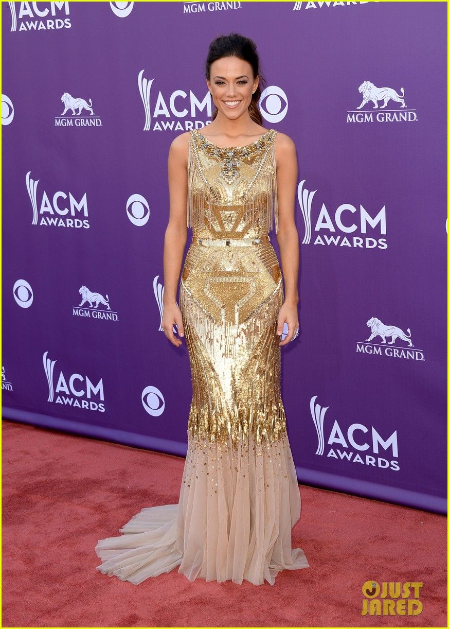 Country of academy music awards red carpet