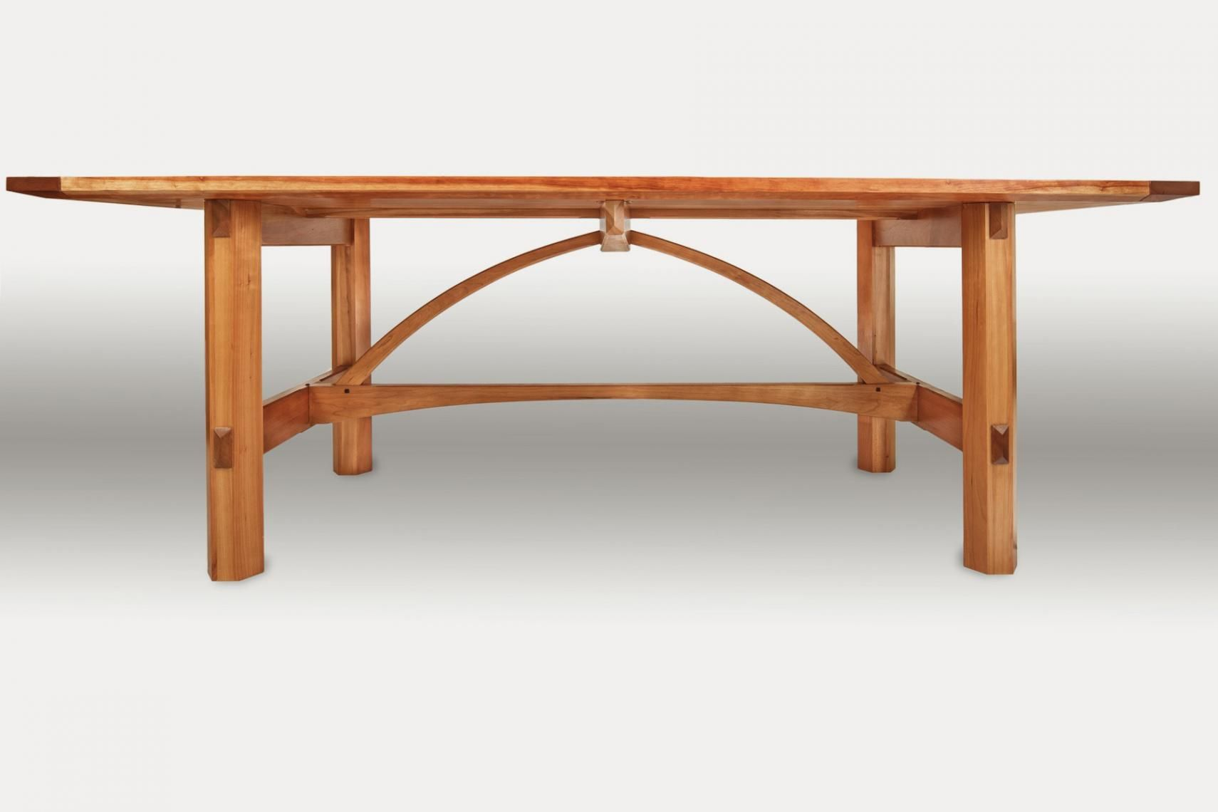 Modern Arts And Crafts Dining Table Modern Wood Furniture