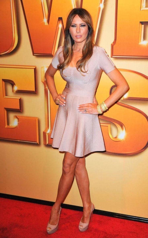 Melania Trump..... - Celebrity Fashion Trends