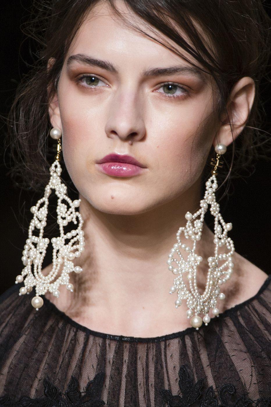 Elisabetta Franchi at Milan Fashion Week Spring   Milan fashion