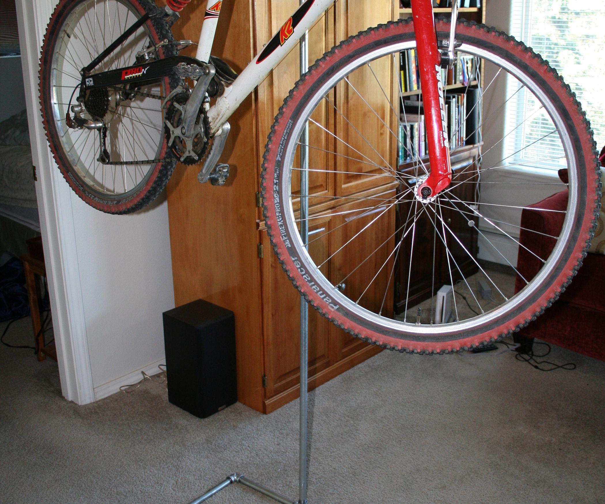 Diy Bicycle Repair Stand Cool Stuff Bike Repair Stand Bike