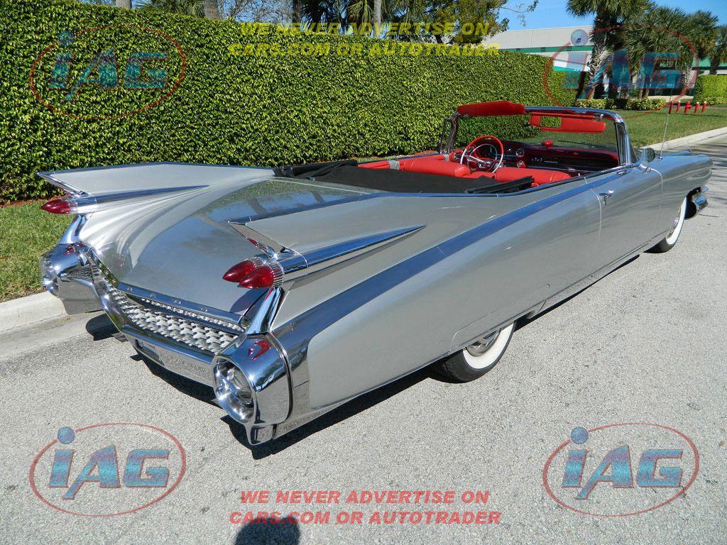 1959 Cadillac Eldorado Biarritz For Sale Cadillac 1959 Pinterest