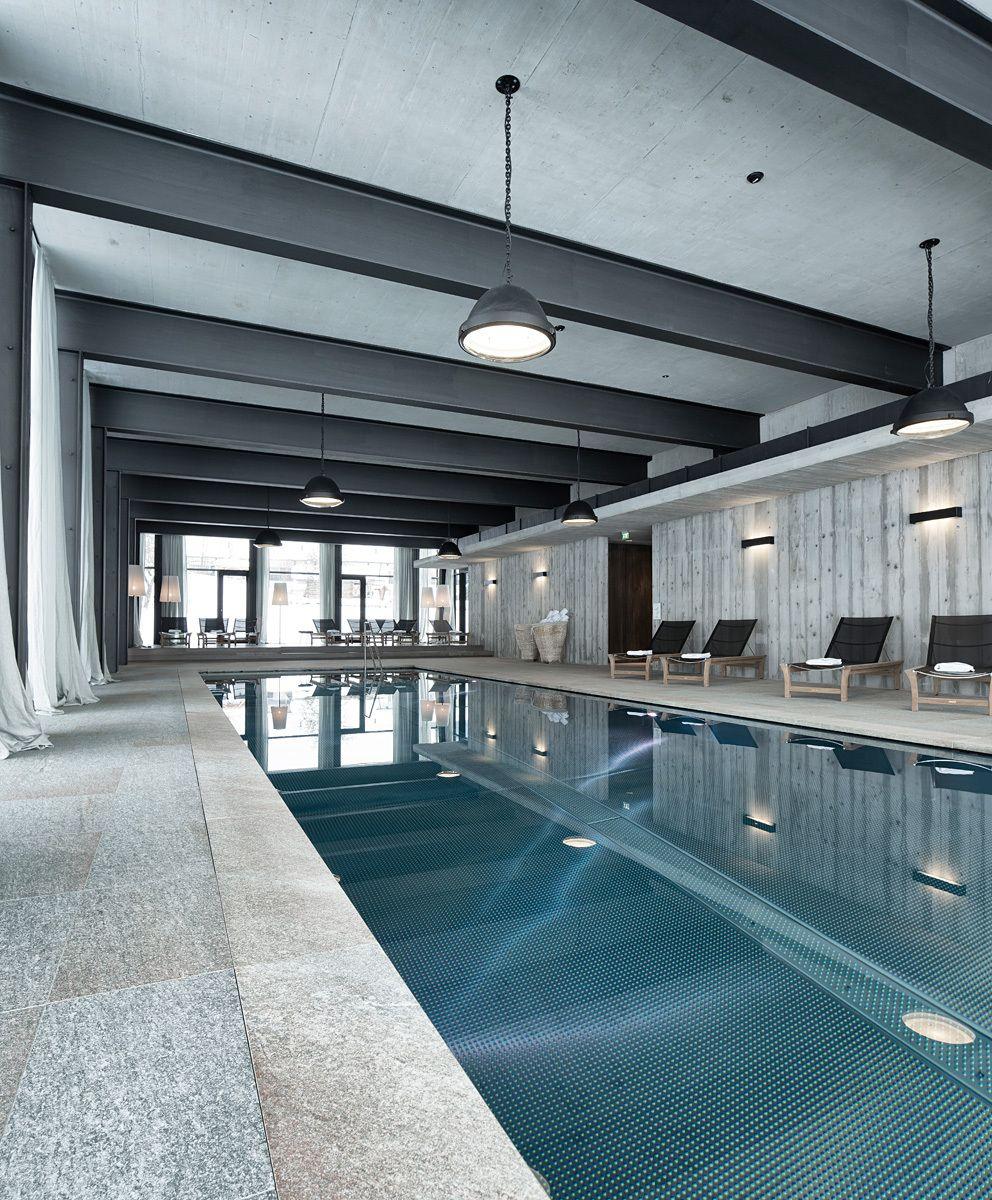 Showcase hotel wiesergut by gogl architekten interiors for Interior design innsbruck