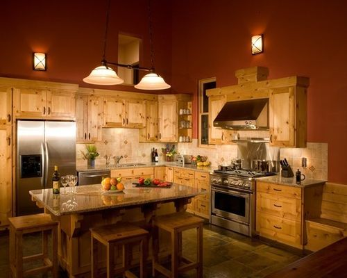 transitional albuquerque kitchen design ideas remodel from ...