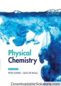 Dowload atkins physical chemistry 9th edition solution manual in pdf dowload atkins physical chemistry 9th edition solution manual in pdf with full answers by atkins fandeluxe Images