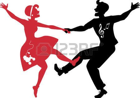 Free Fifties Dance Cliparts, Download Free Clip Art, Free Clip Art on  Clipart Library