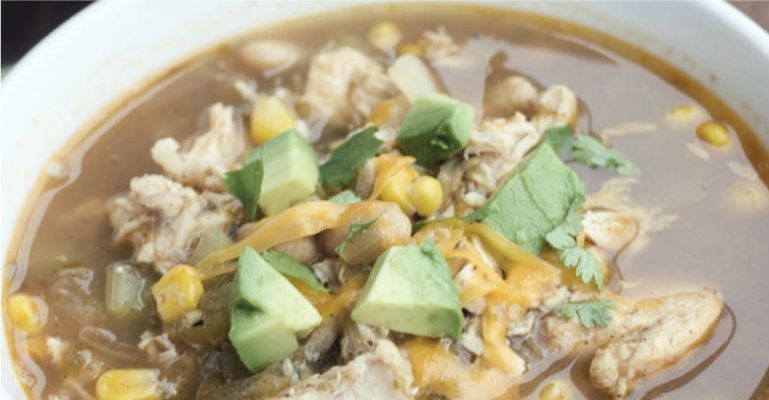 This Chile Verde Soup Brings Out The Song In Your Heart - Page 2 of 2 - Recipe Roost