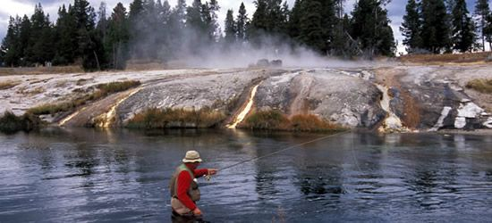 Fly fishing yellowstone national park fly fishing for Yellowstone national park fishing