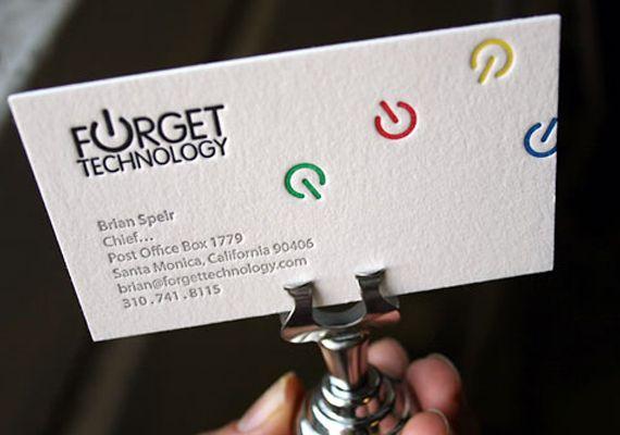 Best letterpress business cards inspiration pinterest business best letterpress business cards colourmoves