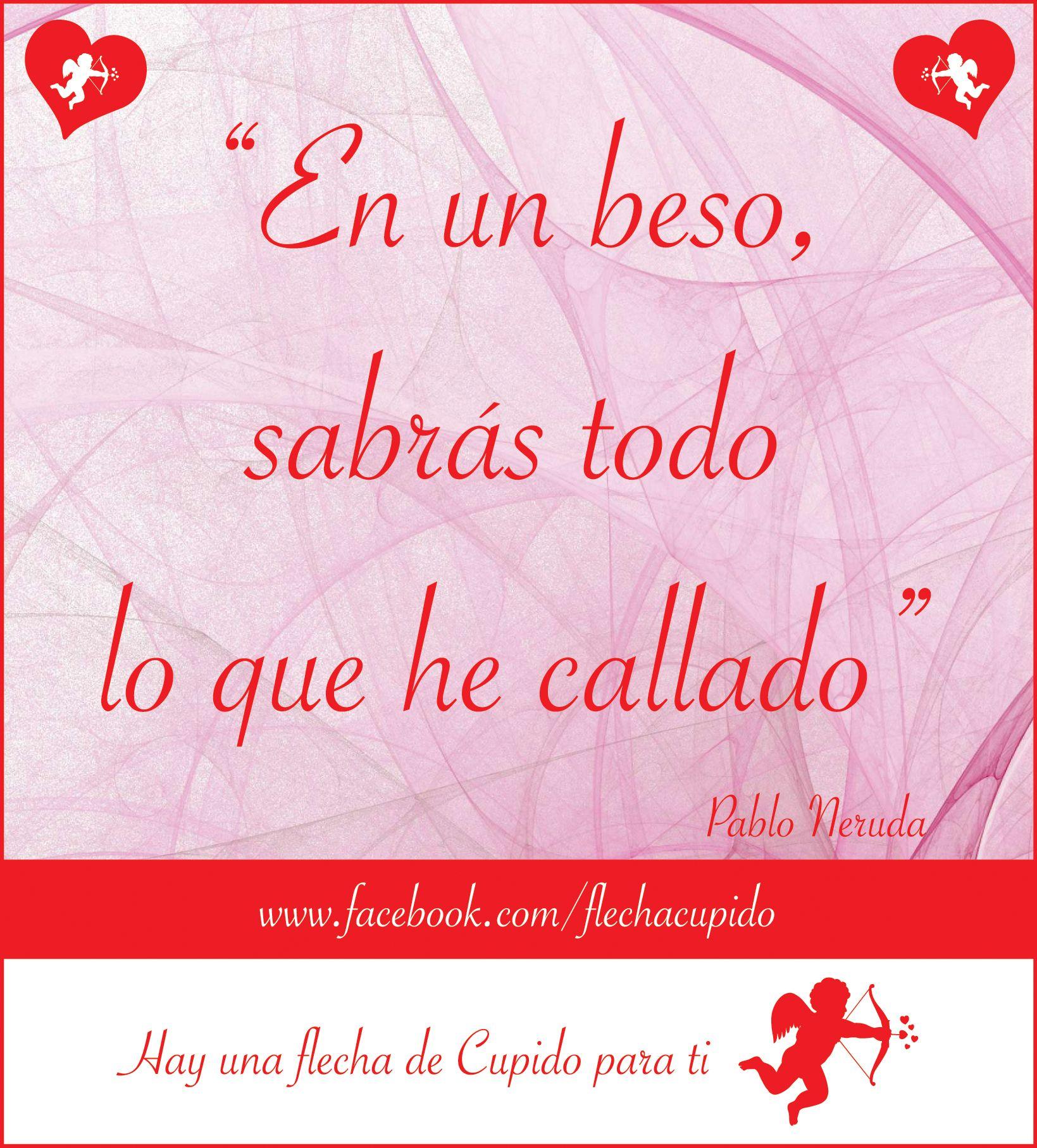Frase De Amor Hay Una Flecha De Cupido Para Ti Frases D Amor 6
