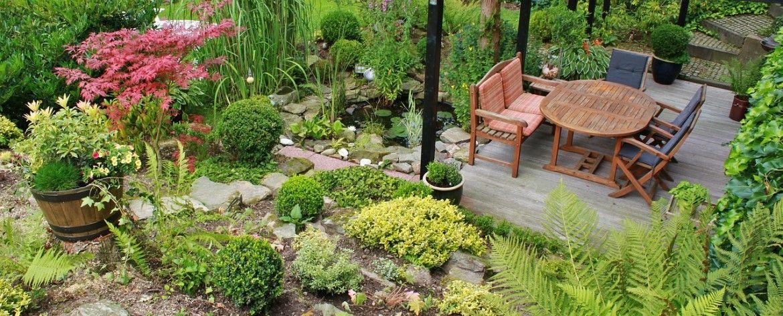 Resultado de imagen para terrazas y jardines SENCILLOS jardines - jardines en terrazas
