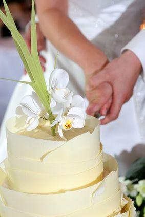 Hochzeitstorte Wedding Hochzeitstorte Einfacher Nachtisch Und