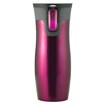 470ml Contigo West Loop Travel Mug AutoSeal Vacuum Insulated Spill-Free Bottle