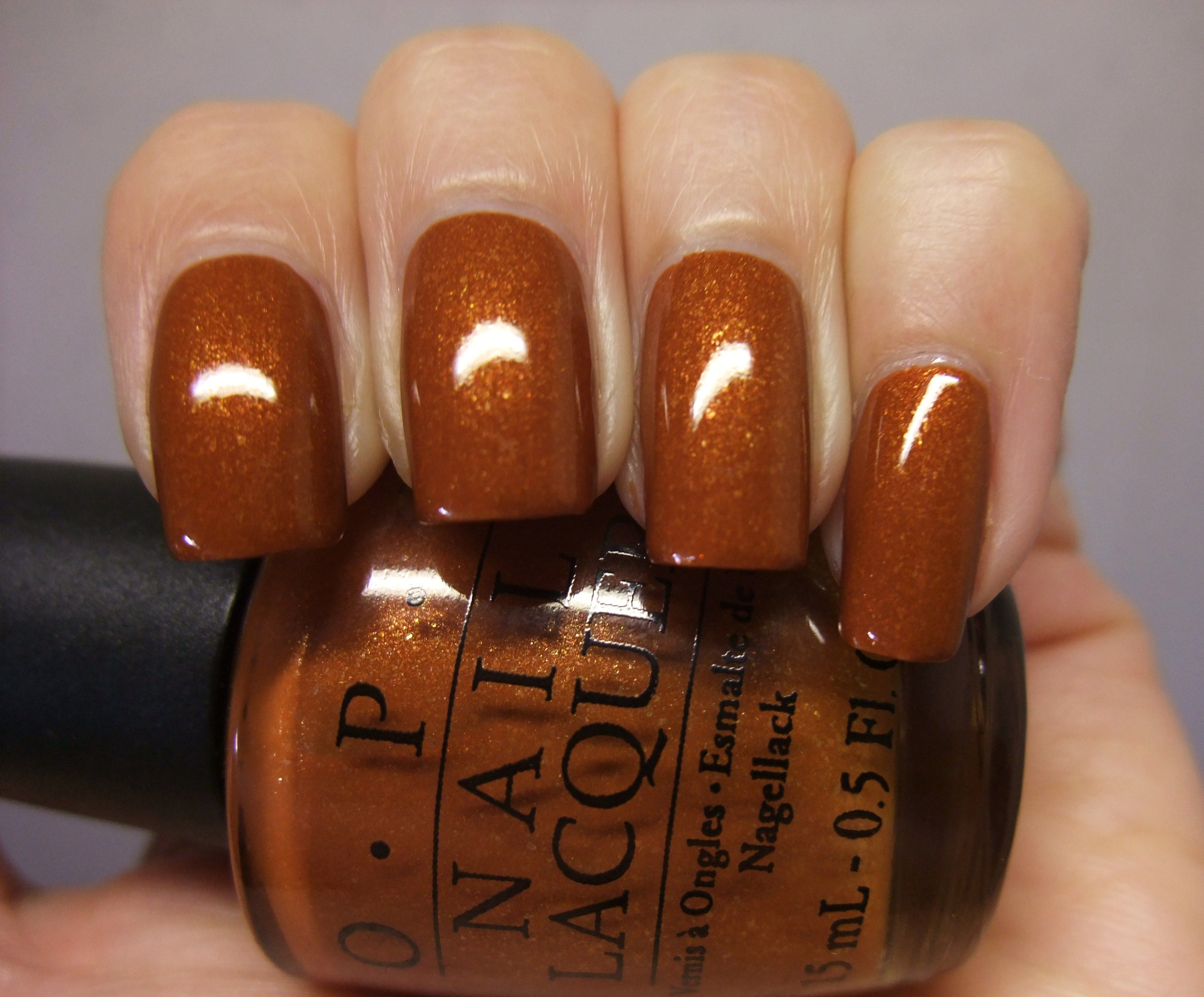 OPI - Bronzed To Perfection