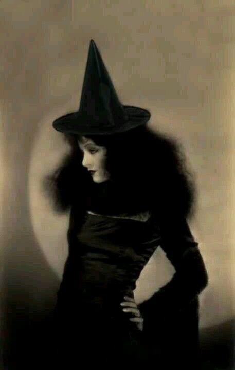 Brujas De Halloween Halloween De época Brujas