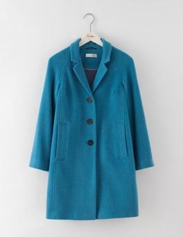 Jennie Coat Boden | Coat, Layering outfits, Fashion