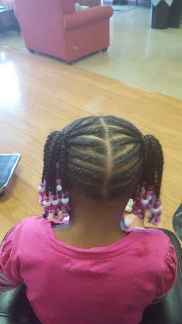 Braids And Beads 3 Years Old Girl Braids With Beads About Hair Braids