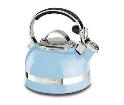 Kettles Tea Pot Whistling Water Hot 2 Quart Stovetop Boiling Kitchen Kettle New Kettle Kitchen Countertops