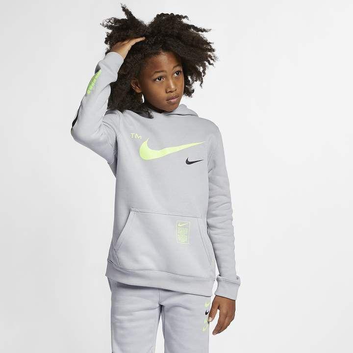 Nike Sportswear Club Fleece Big Kids' (Boys') Pullover