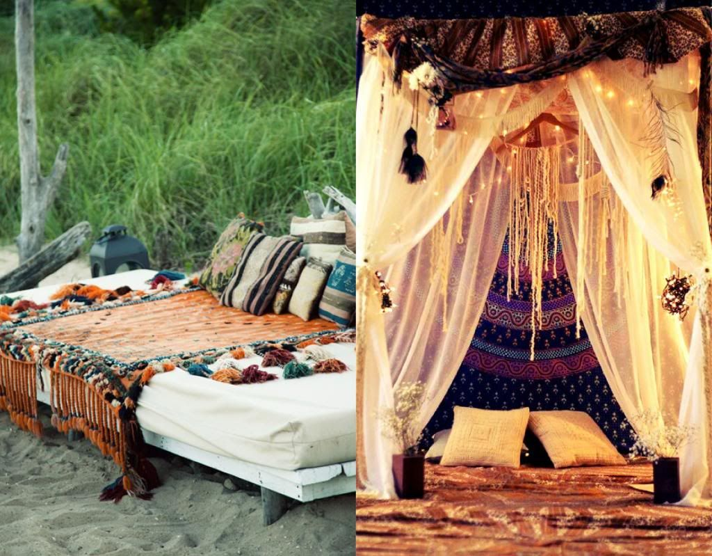 diy bohemian bedroom and bohemian decor ideas boho glamour image