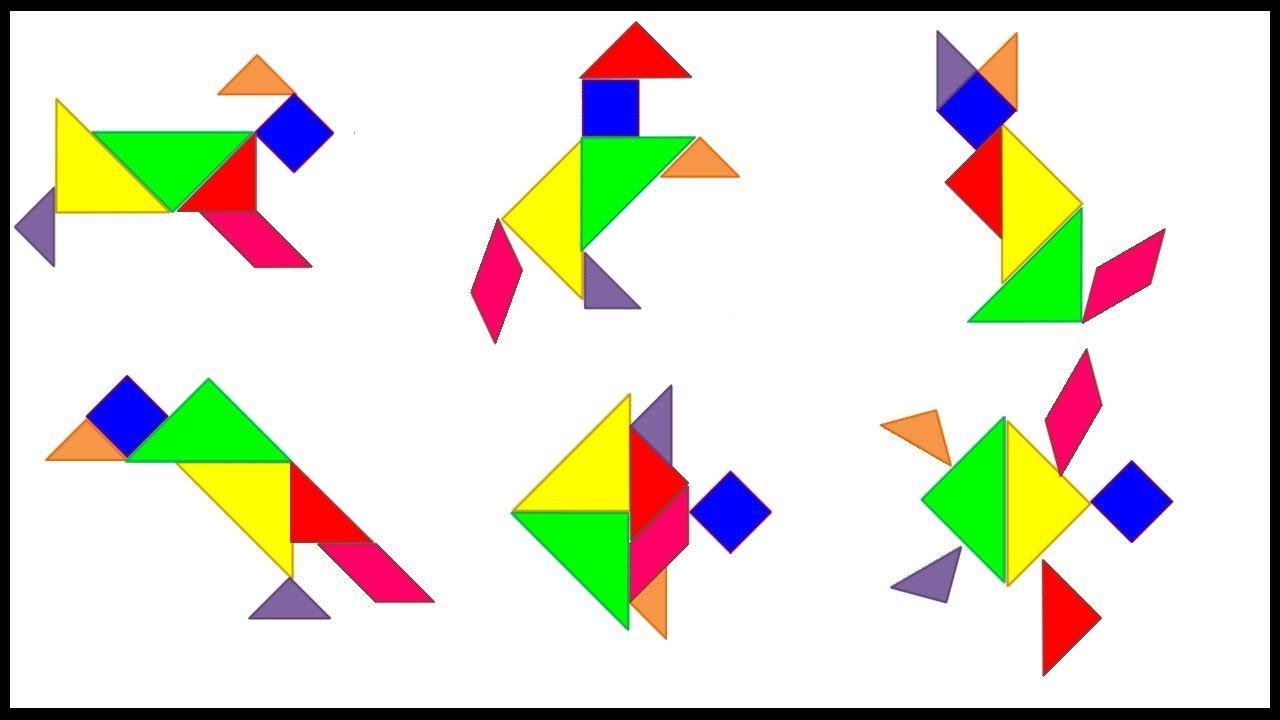 tangram kinder malvorlagen tutorial  tiffanylovesbooks