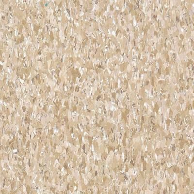 Armstrong Standard Excelon Imperial Texture 12 In X Cottage Tan Vinyl Composition Commercial Tiles 45 Sq Ft Case
