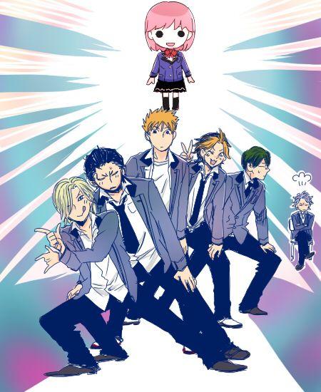Tokimeki Memorial Girls Side 3 Tmgs Anime Characters Anime Manga