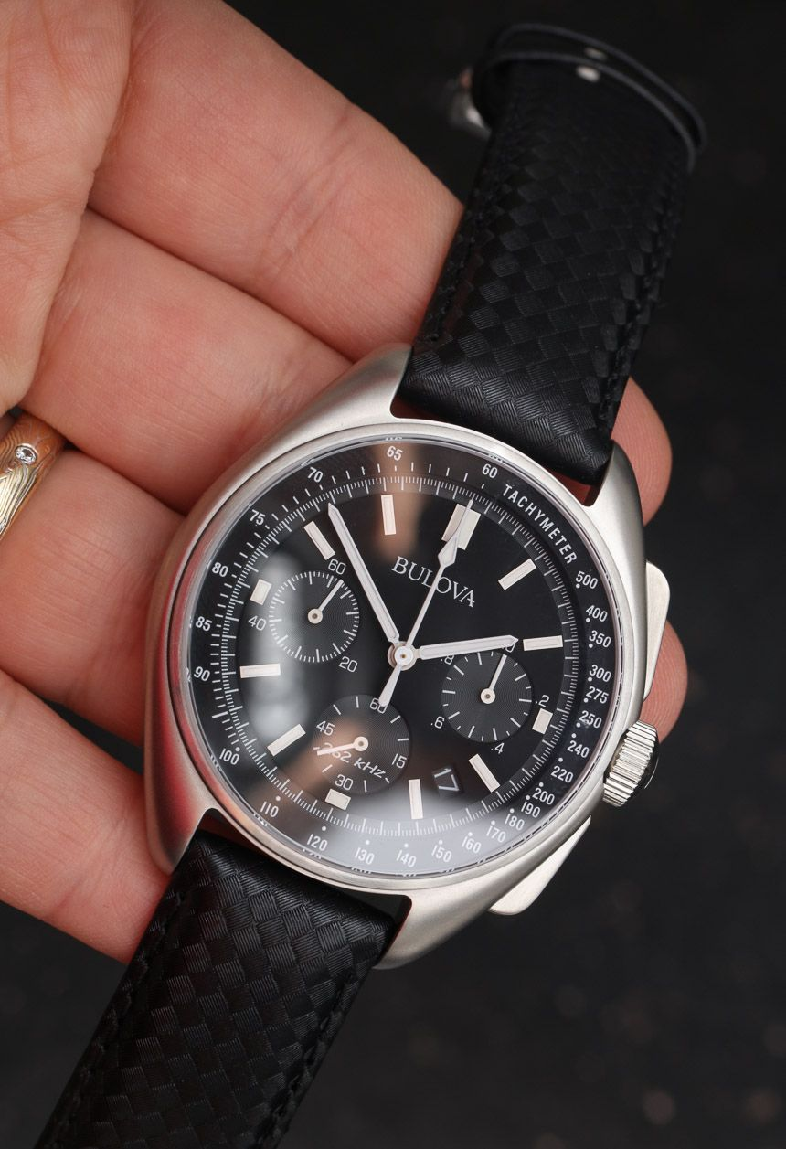 bb92df1c92f Bulova Moon Watch Hands-On - by Ariel Adams - see the hands-on video ...
